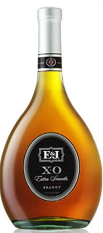 E & J Distillers Brandy XO